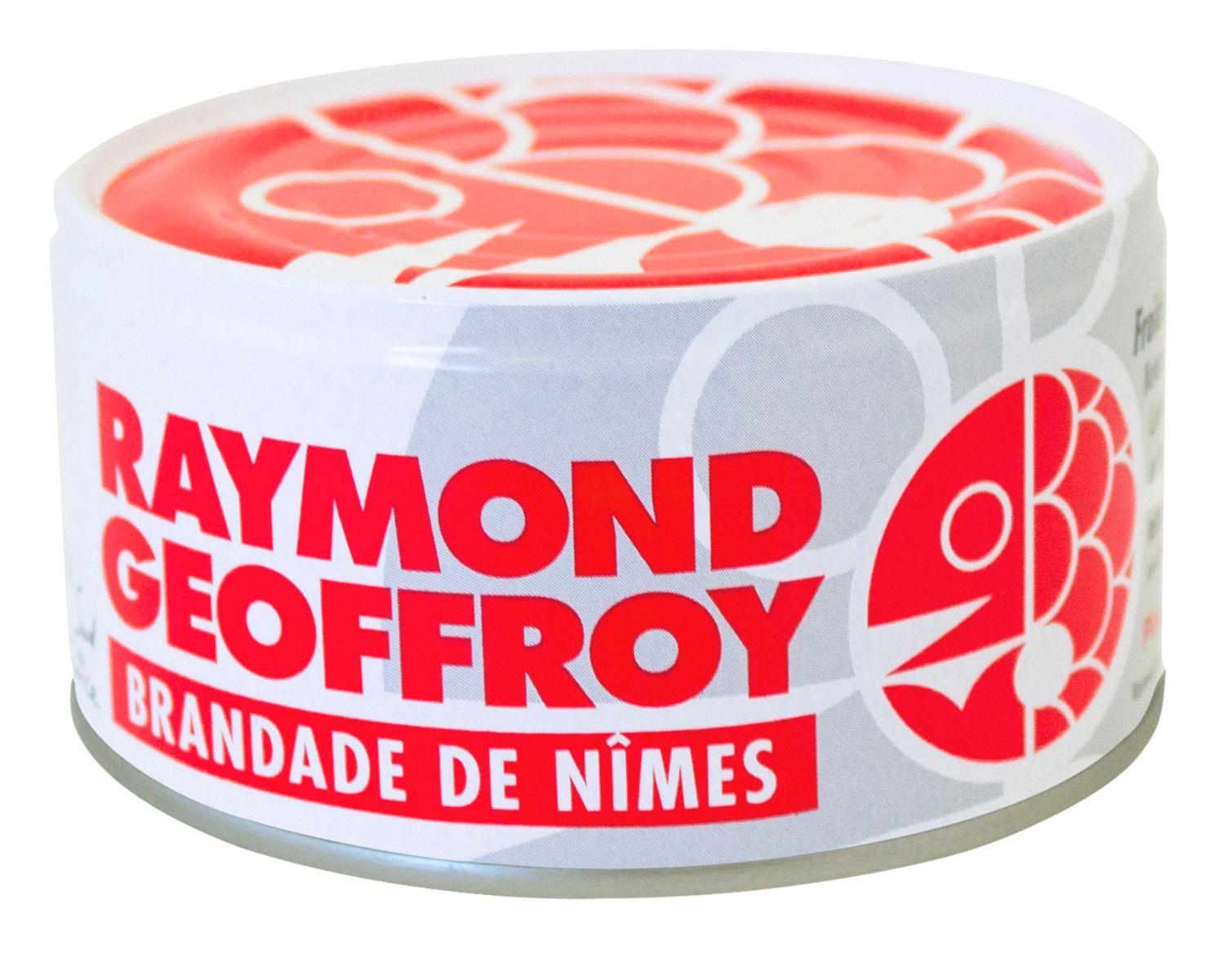 Raymond Geoffroy: Brandade Raymond, Authentique Brandade de Nîmes