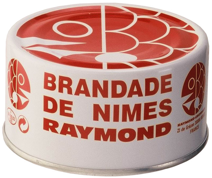 Raymond Geoffroy: Brandade Raymond, Authentique Brandade de N&icirc;mes
